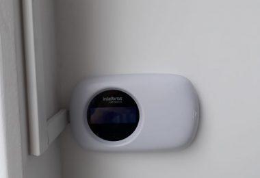 Instalação de alarme em empresa